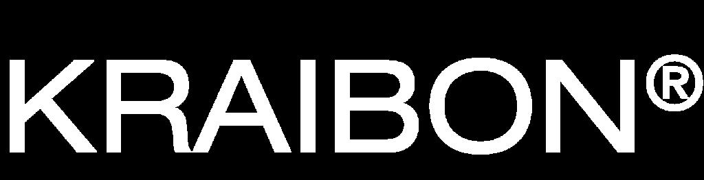 KRAIBON Logo 2016 weiß auf transparent